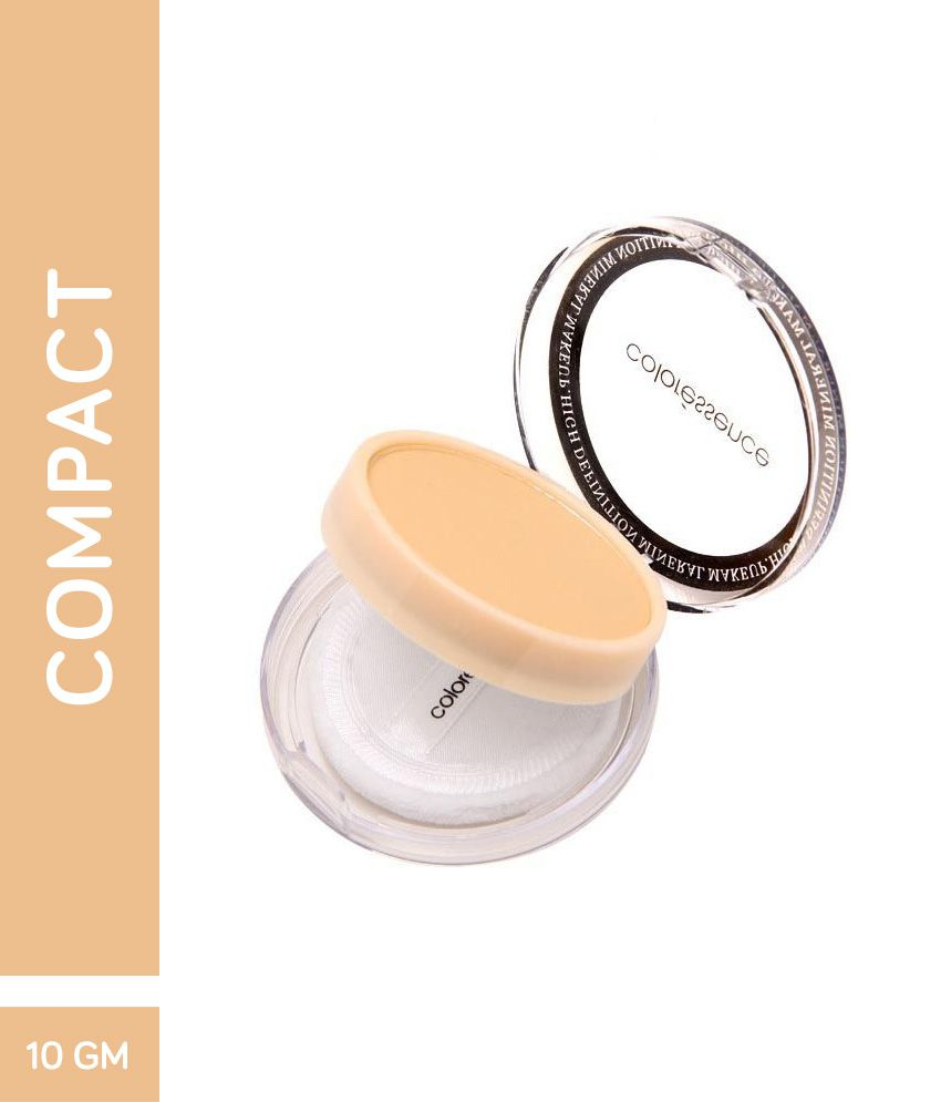 Coloressence Compact Powder Compact Ivory Beige CP-2