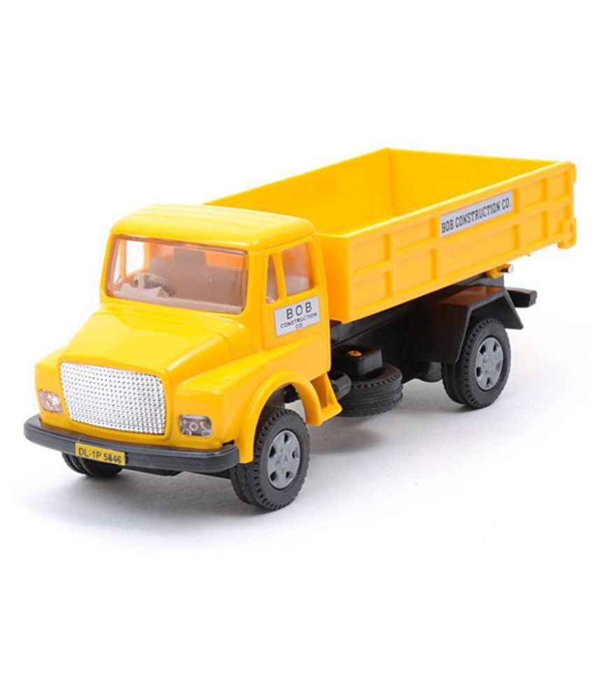 Skyzal Pull Back Scale Model Telco Dumper Truck Toys For Kids (Color May  Vary)