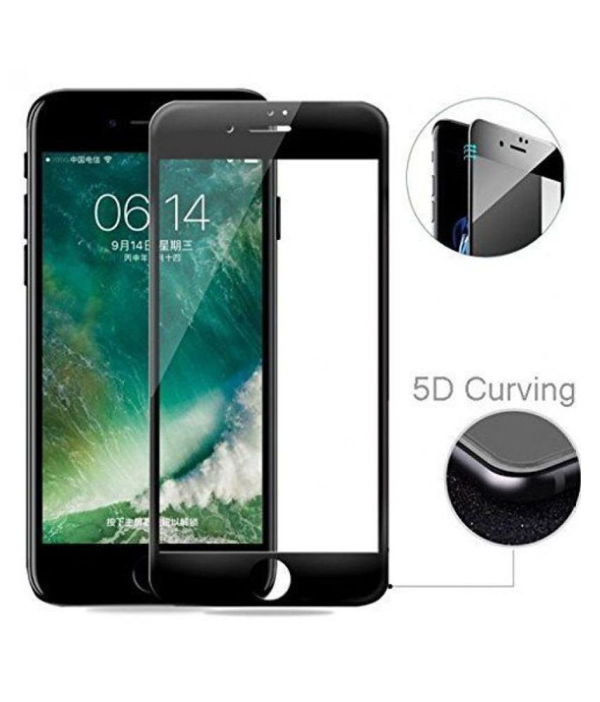 iPhone 6 Tempered Glass Screen Guard By XORB Full edge to edge screen protection