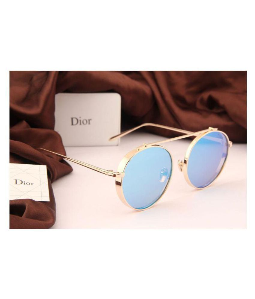 8ac73b05f2f Dior Sunglasse Black Round Sunglasses ( 130 ) - Buy Dior Sunglasse Black  Round Sunglasses ( 130 ) Online at Low Price - Snapdeal