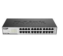 D-Link DES-1024D 24-Port Fast Ethernet 10/100 Mbps Unmanaged Switch
