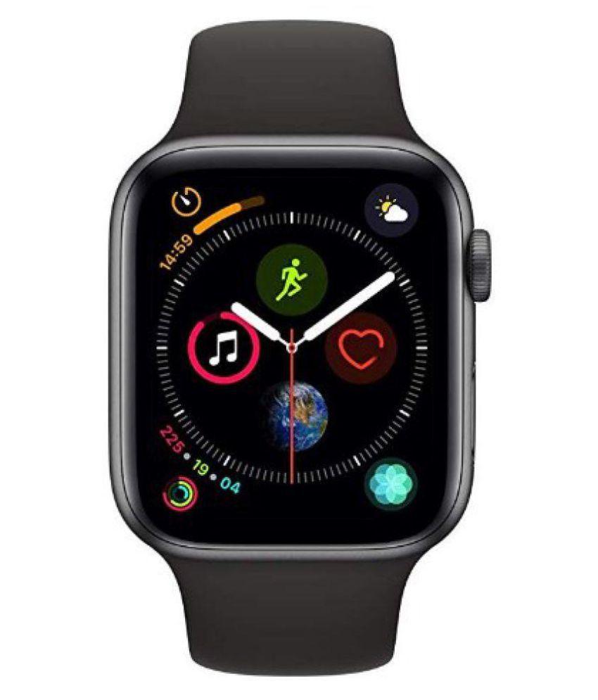 reputable site efb9f 2948b ShopWU Series 4 Smart Watch (4G + GPS + Waterproof i watch) - Black