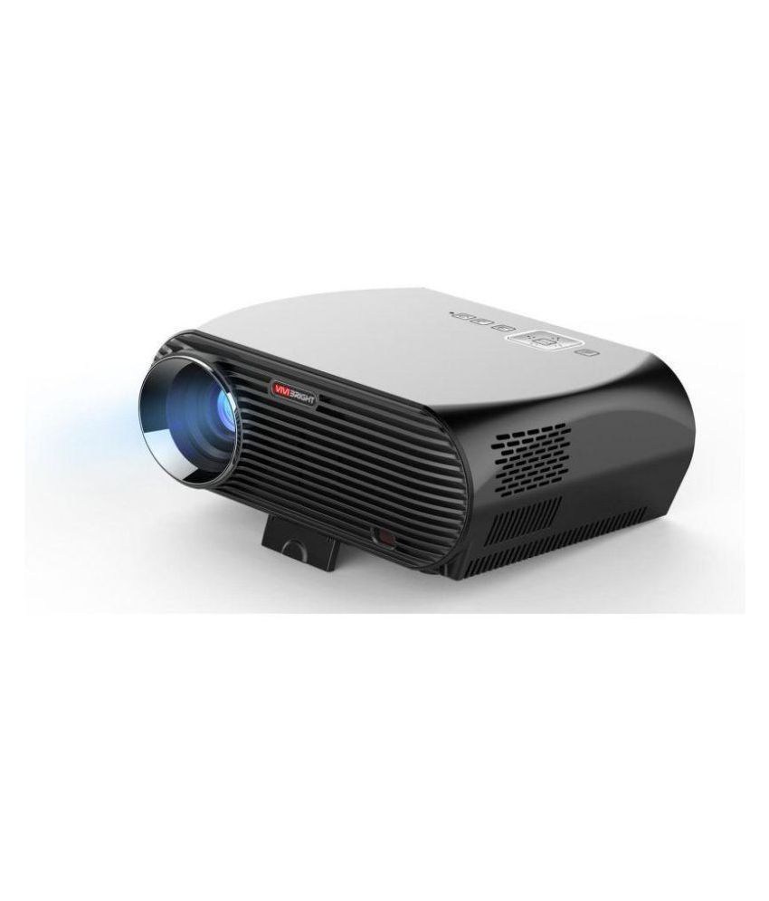 XElectron ® VIVIBRIGHT GP100UP 150 Inch Display, 3500 Lumens, Android,  Wi-Fi, Bluetooth , Full HD LED Projector 1920x1080 Pixels (HD)