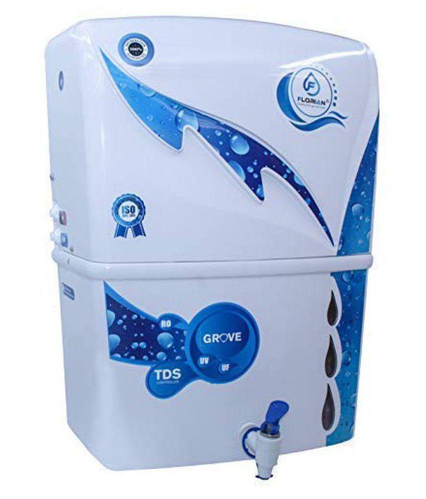 FLORIAN FLORIAN® (FL8001) 10 Ltr ROUVUF Water Purifier