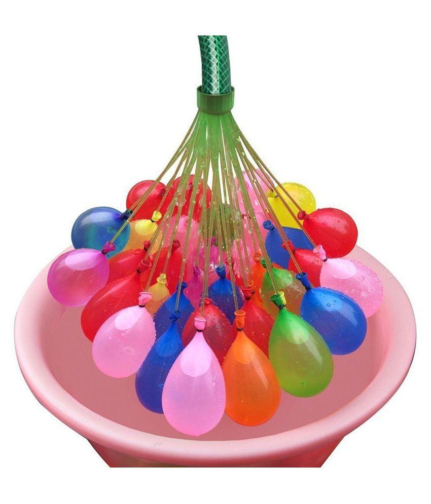 Junos Plastic Holi Colours Multicolour - Pack of 2
