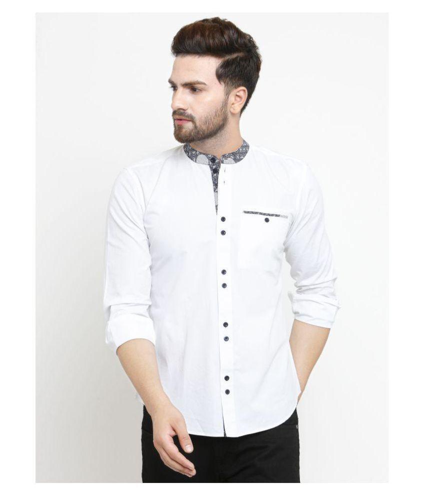 Purple state 100 Percent Cotton Shirt