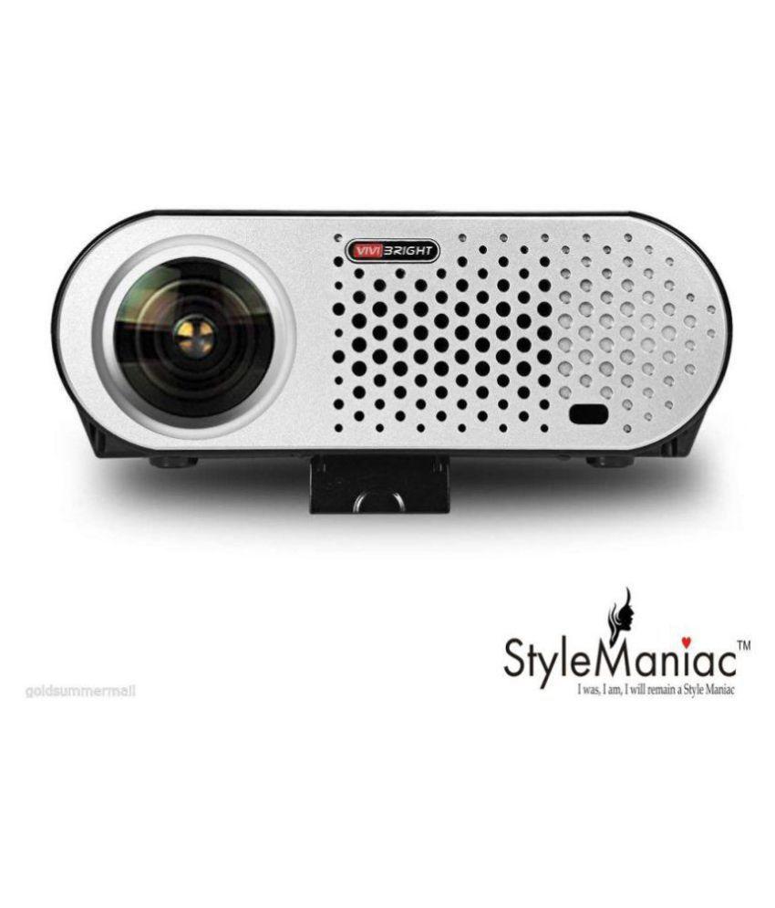 Buy Style Maniac SM909 LED Projector 1280x800 Pixels (WXGA