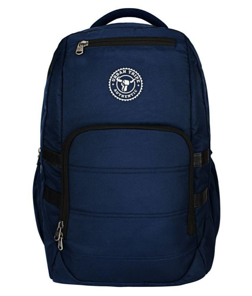 Urban Tribe Navy blue Backpack