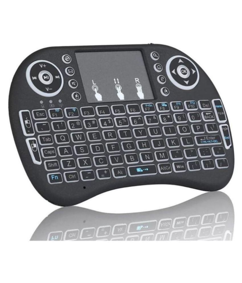 dfcd403cd80 MODERN FITOOR Mini Keyboard With Back Light Black Bluetooth Keyboard Mouse  Combo Back Light - Buy MODERN FITOOR Mini Keyboard With Back Light Black ...