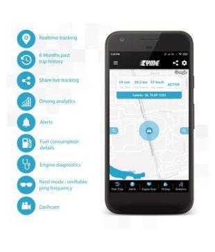 ZYME Pro   Car GPS kit GPS Tracker: Buy ZYME Pro   Car GPS kit GPS