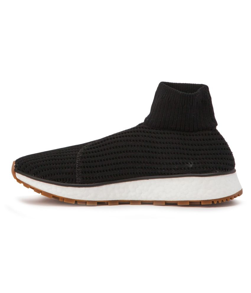 huge selection of bcad3 7d24c ADIDAS AW RUN CLEAN X ALEXANDER WANG Black Training Shoes ...