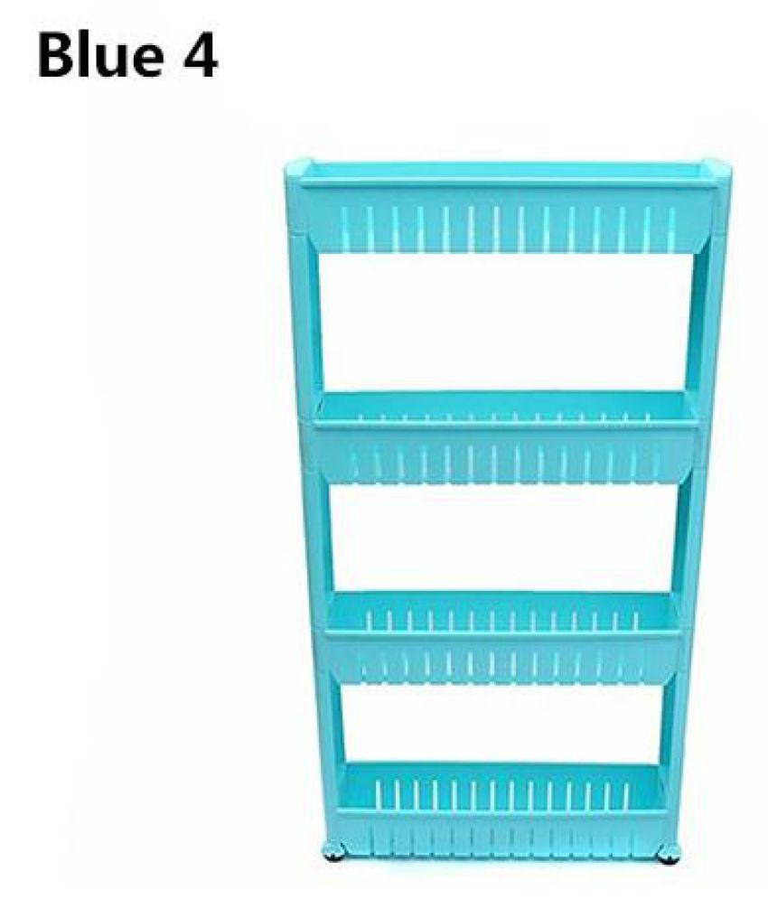 Buy Kitchen Crevice Storage Shelf Bedroom Bathroom Organizer