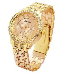 281bea1e385 Geneva Watches - Buy Geneva Watches at Best Prices on Snapdeal