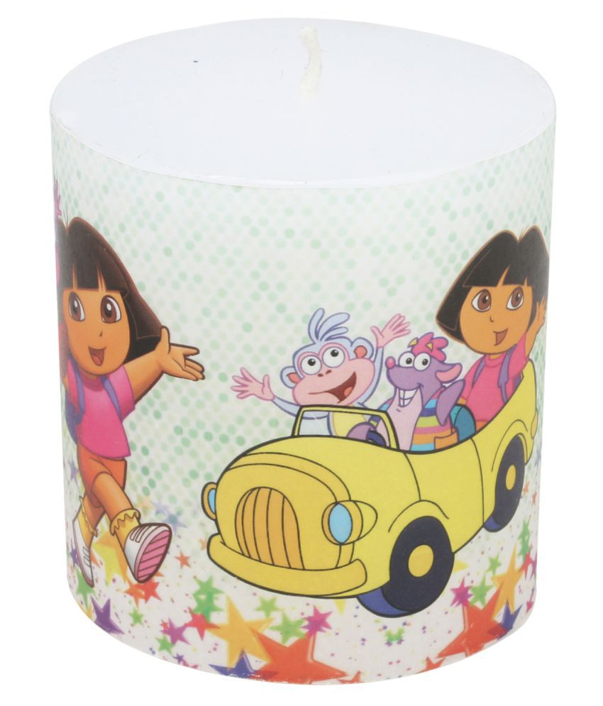 Kritimaa White Wax Tea Light - Pack of 1