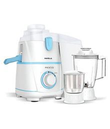 Havells RIGO-2JAR 500 Watt 2 Jar Juicer Mixer Grinder