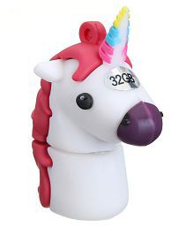 Lot 4GB 8GB 16GB 32GB Cartoon Horse USB 2.0 Flash Pen Drive Memory Stick Gifts