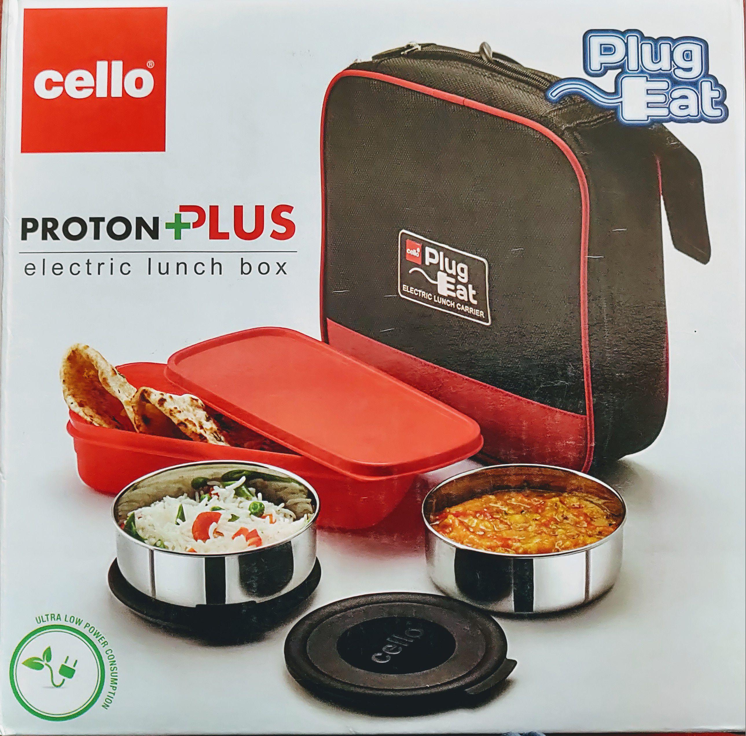 Cello Multicolour Lunch Box
