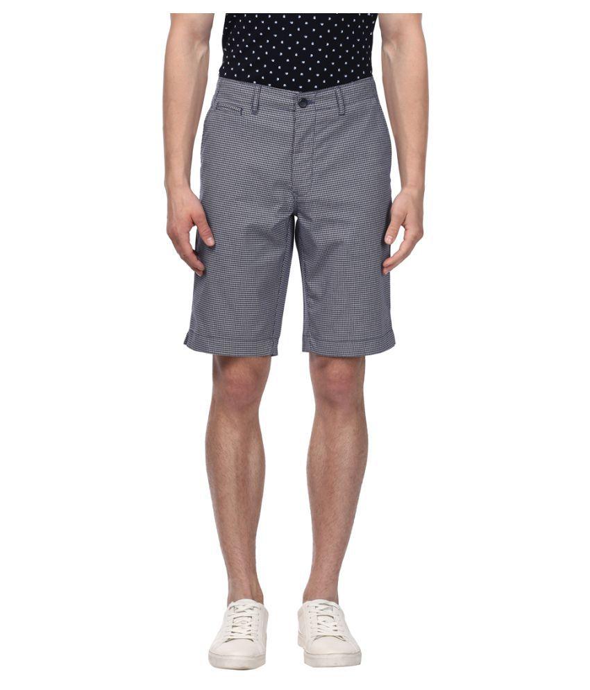 Colorplus Blue Shorts