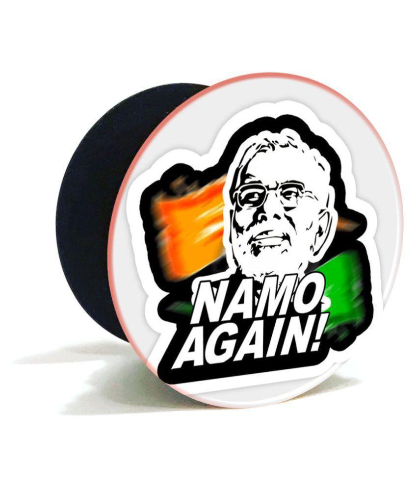 NAMO AGAIN BJP POP HOLDER by Krafter