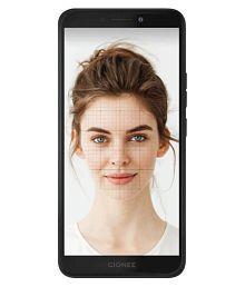 Gionee F205 ( 16GB , 2 GB ) Black