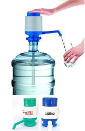 Indiashop / Jaldhara /Champion Drinking Water Pump filter dispenser_ Colour May Vary as per Stock Availability