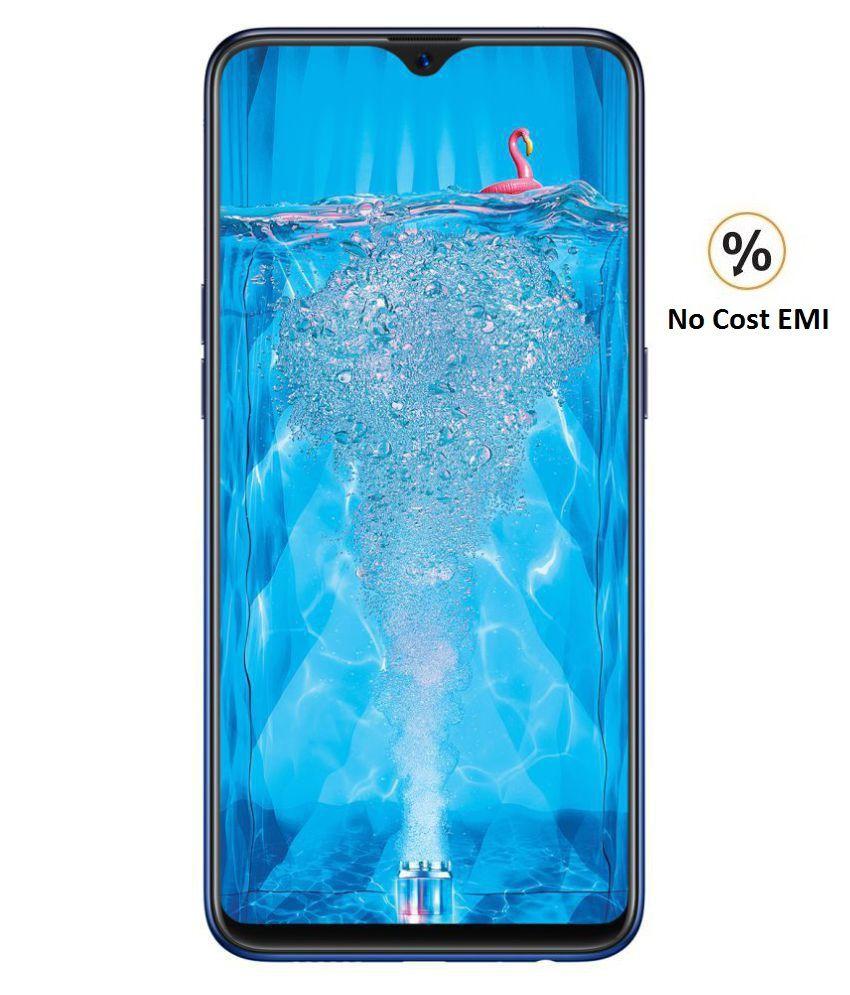OPPO F9 Pro ( 64GB , 6 GB ) Blue