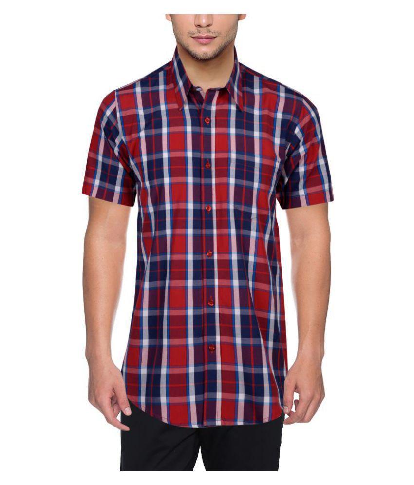 Indicolours Cotton Blend Shirt
