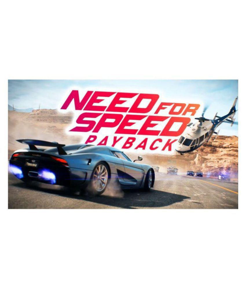 Buy JBD FIFA 19 AND NFS PAYBACK COMBO (OFFLINE) PC GAME ( PC Game