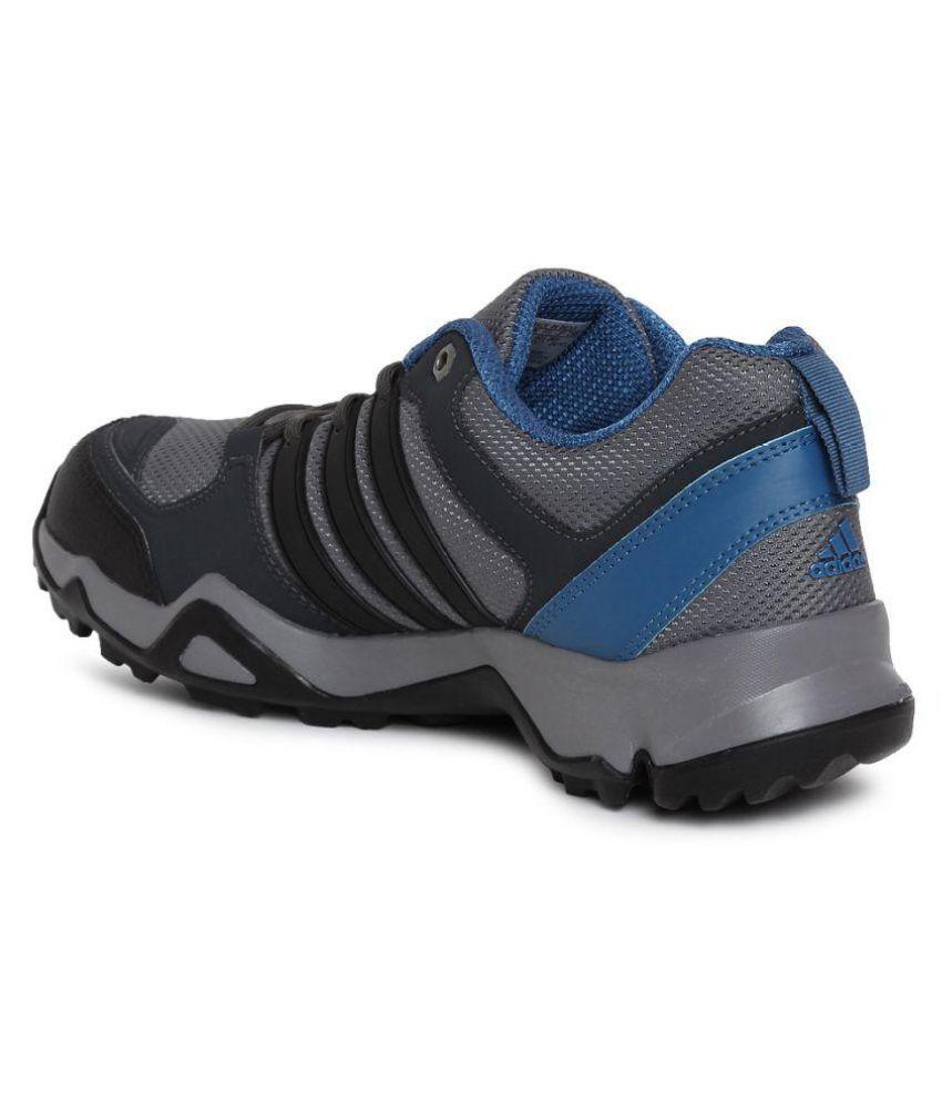 Adidas Storm Raiser 2 Gray Hiking Shoes