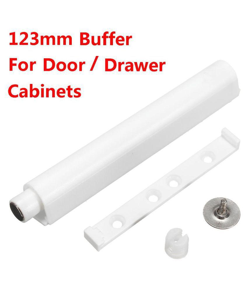 123mm Touch HEAVY push to open Damper Buffer Door Drawer HEAVIER Catch Large