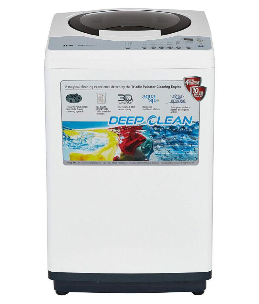 IFB 6.5 Kg TL65RDW Fully Automatic Fully Automatic Top Load Washing Machine
