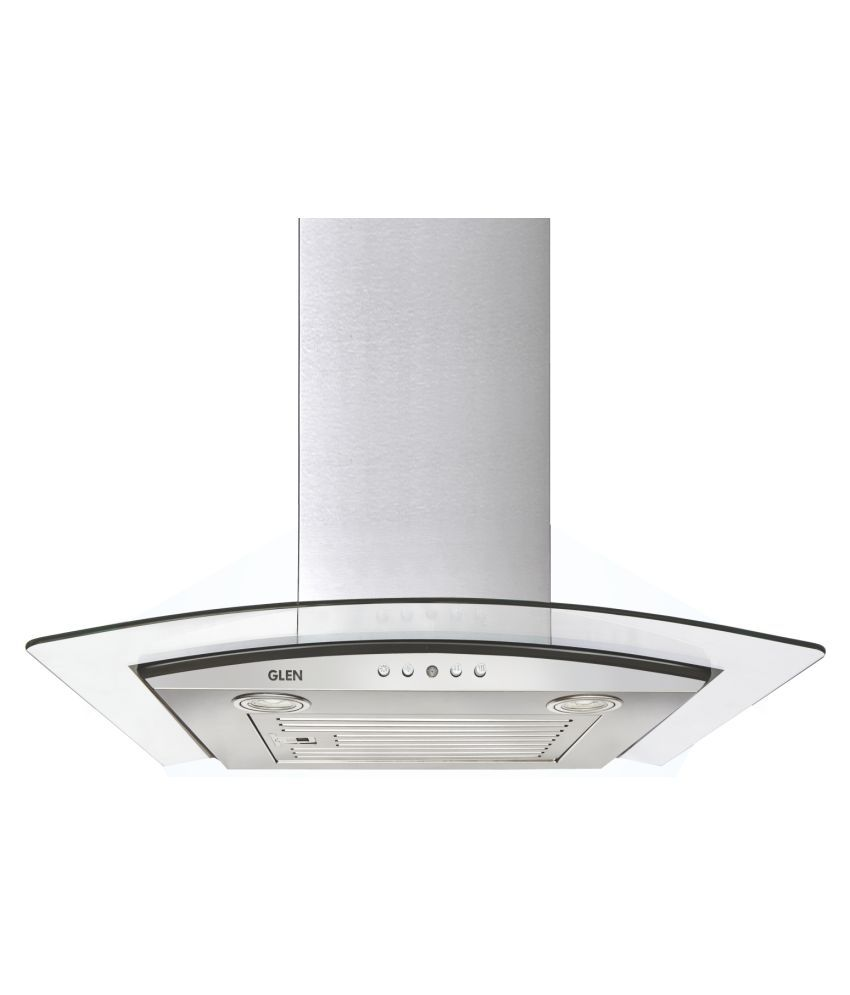 glen gl 6071ex 1000 m3 hr 60 cm stainless steel hood chimney price rh snapdeal com