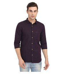 7fdb5e0535a873 Linen Shirt: Buy Linen Shirts Online at Best Prices in India   Snapdeal