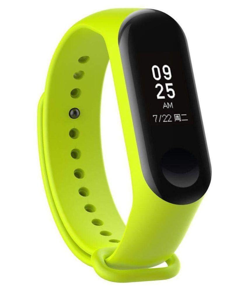 Dirar M3 Waterproof Heart Monitoring Fitness Smart Fitness Band Heart Rate Monitor Bluetooth Smartband Health Fitness Tracker