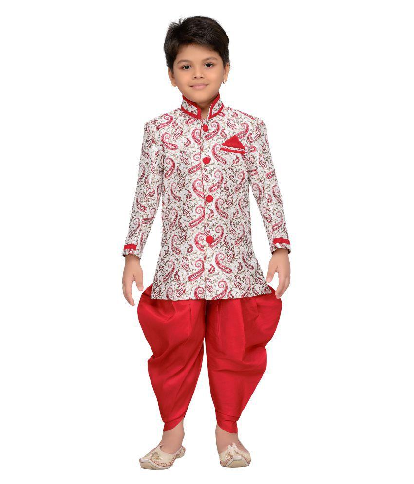 5eeec3b84080 AJ Dezines Boys Indo Western Sherwani Suit for Kids - Buy AJ Dezines Boys  Indo Western Sherwani Suit for Kids Online at Low Price - Snapdeal