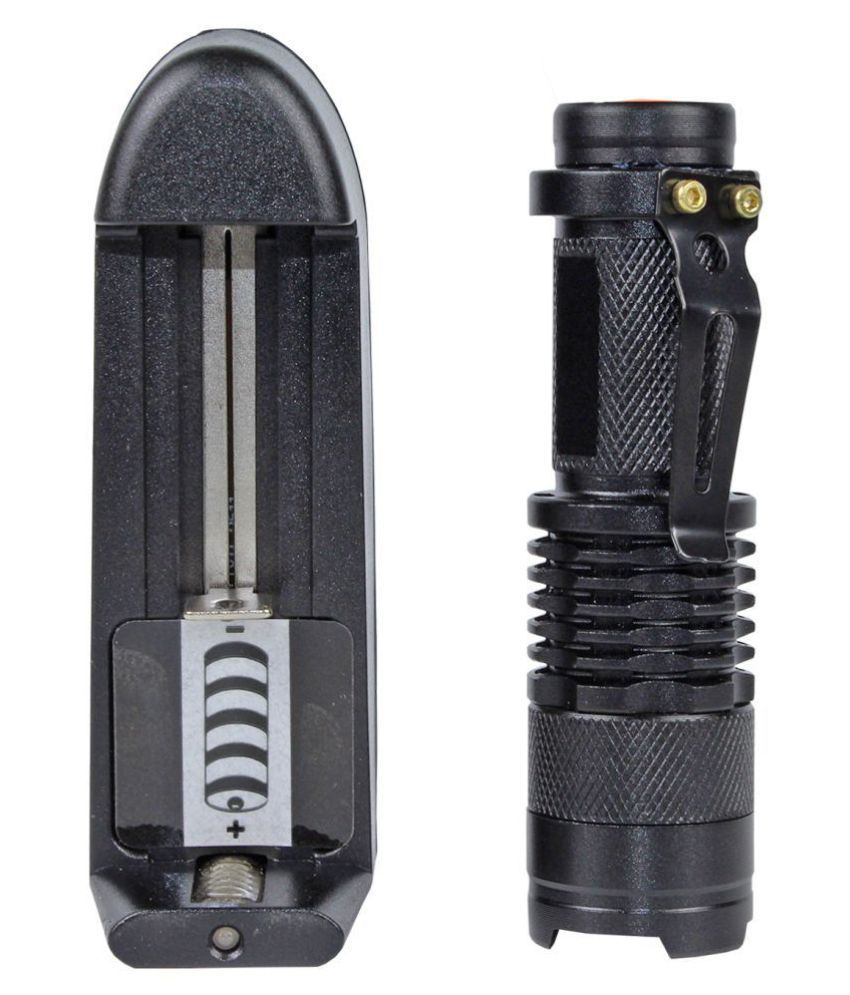 SPERO 10W Flashlight Torch - Pack of 1