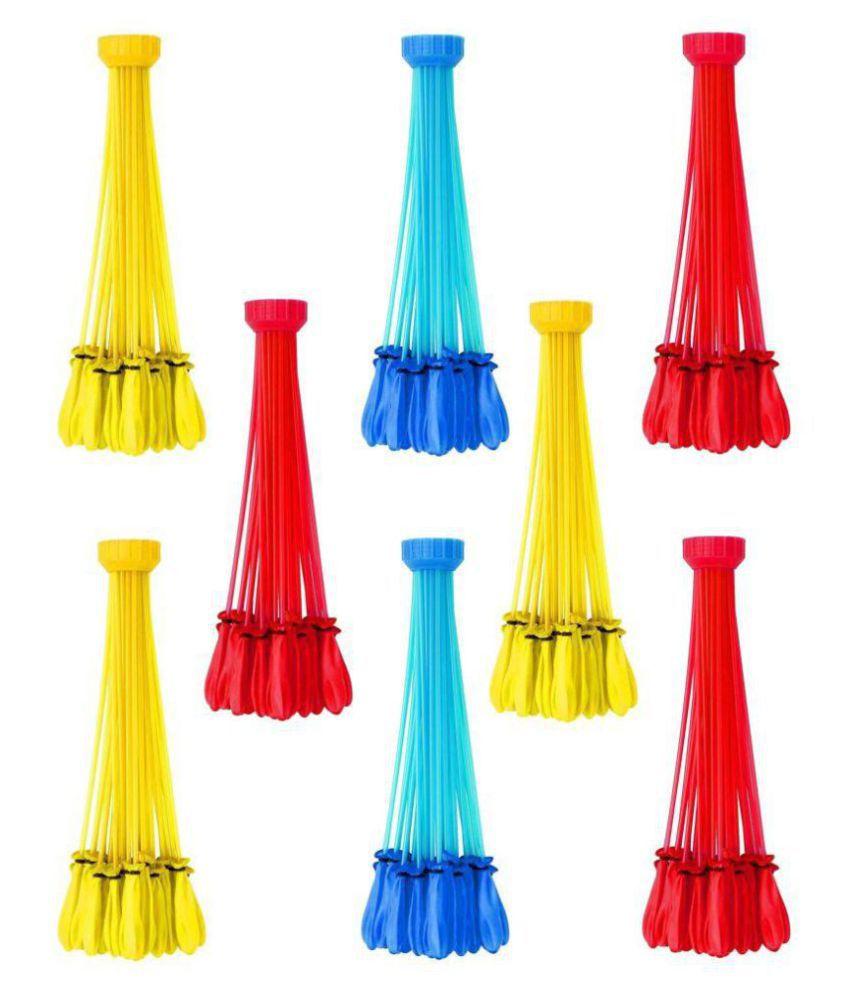 Webby Holi Magic Water Balloons (Set of 8) Multicolor