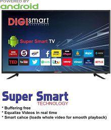 DIGI SMART DIGI-32SMART 80 cm ( 32) Android Full HD (FHD) LED Television