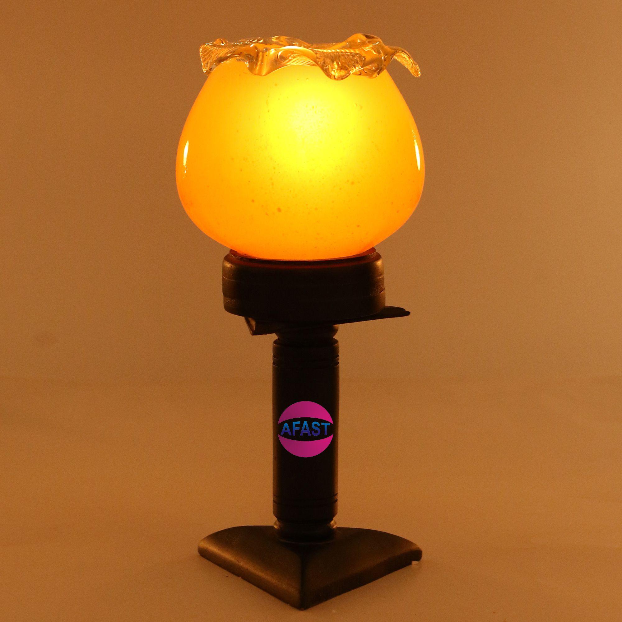AFAST Yellow LED Tea Light - Pack of 1