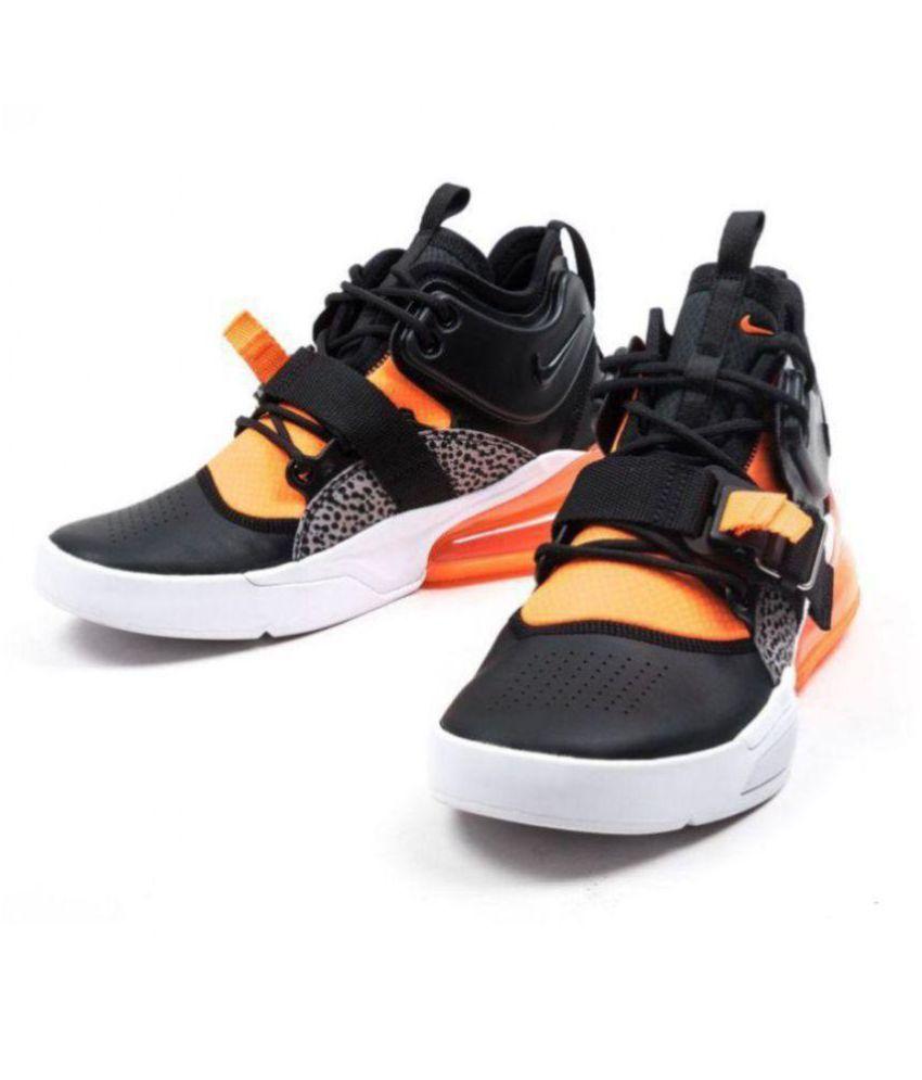 size 40 5f62a 9e4bf Nike Nike AIR FORCE 270 Midankle Male Black