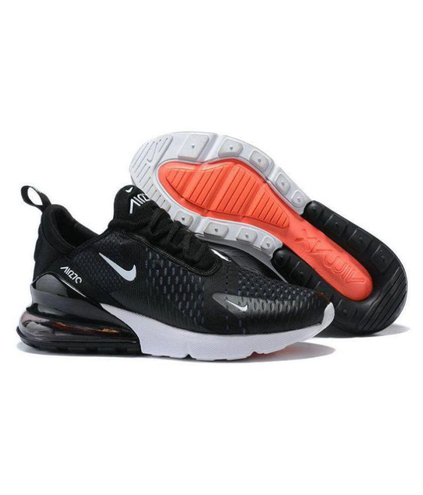pretty nice 55064 dd702 Nike 1 Air 27C Running Shoes Black