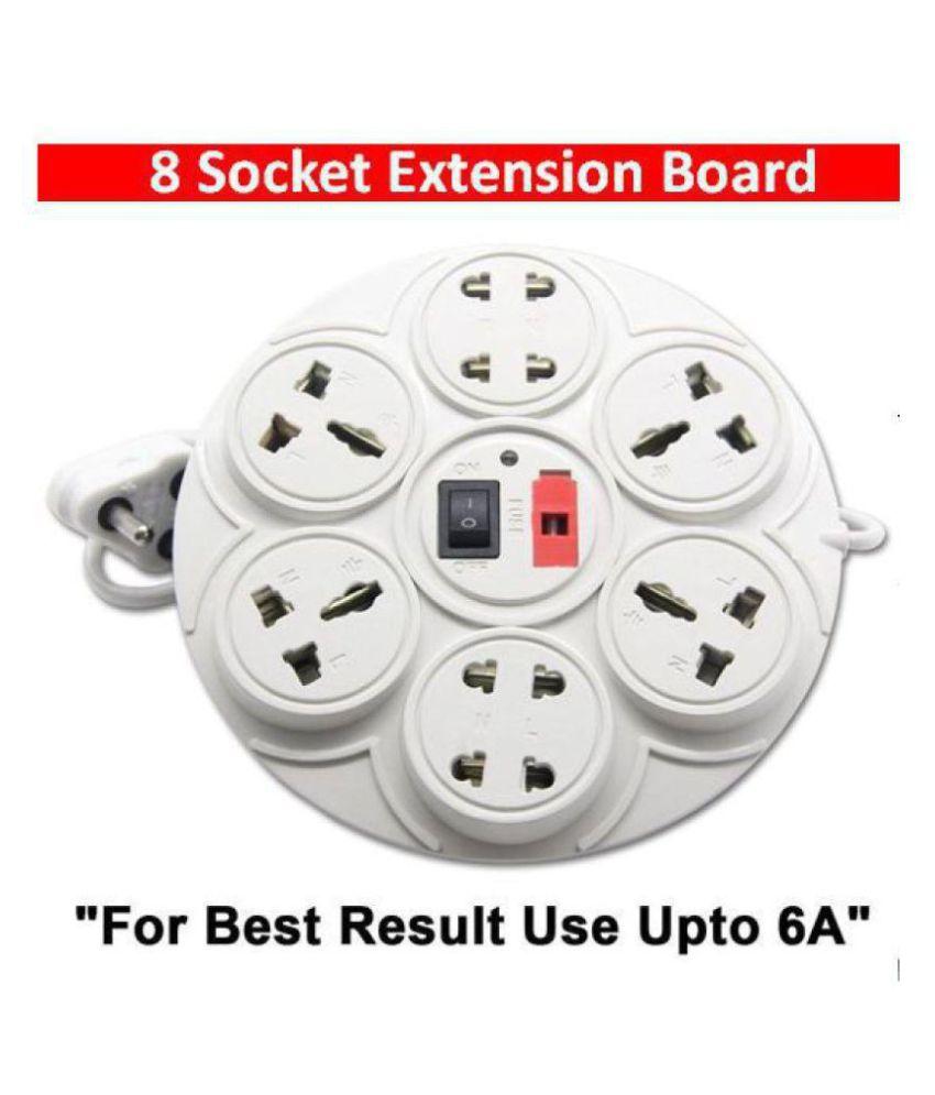 karki fusion 6 Socket Extension Board