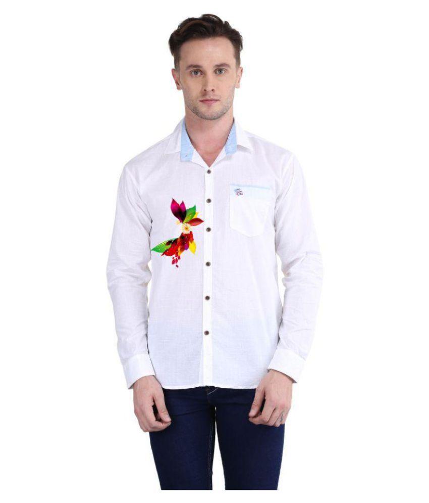 British Terminal 100 Percent Cotton Shirt