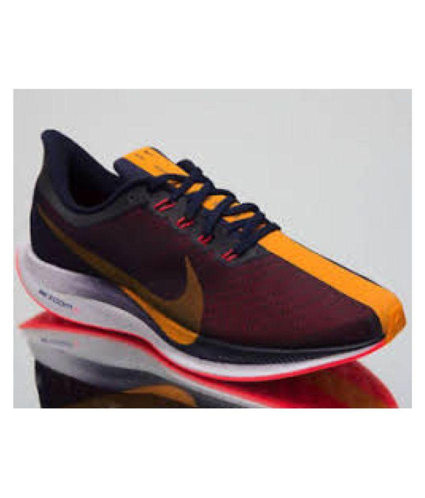 designer fashion e21b7 53cfa Nike Zoom Turbo Pegasus Running Shoes Orange