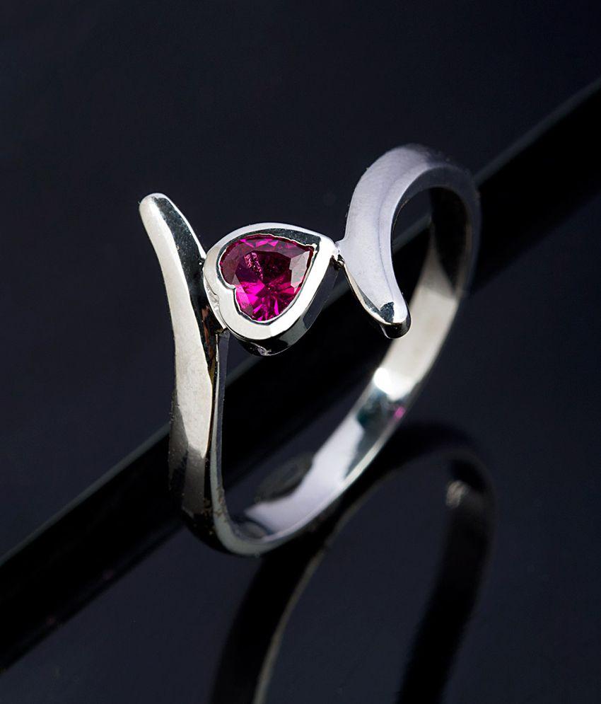 Voylla 92.5 Silver Ring