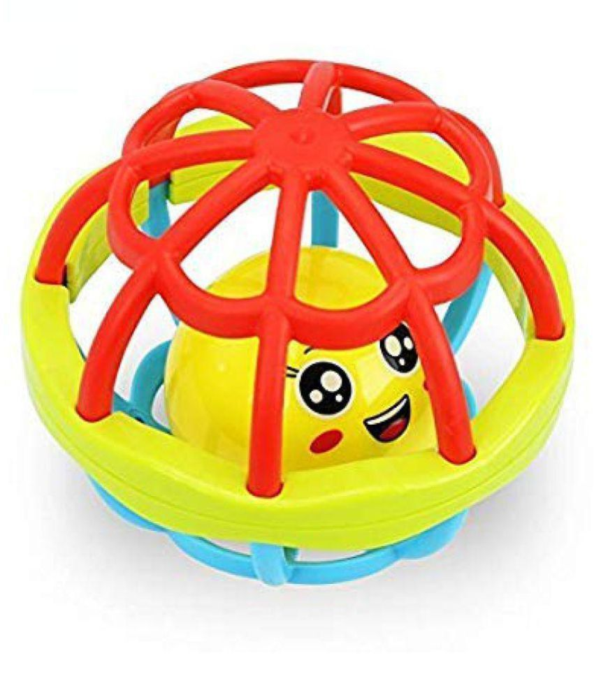 Creative Kids Colorful Rattle Ball For Babies
