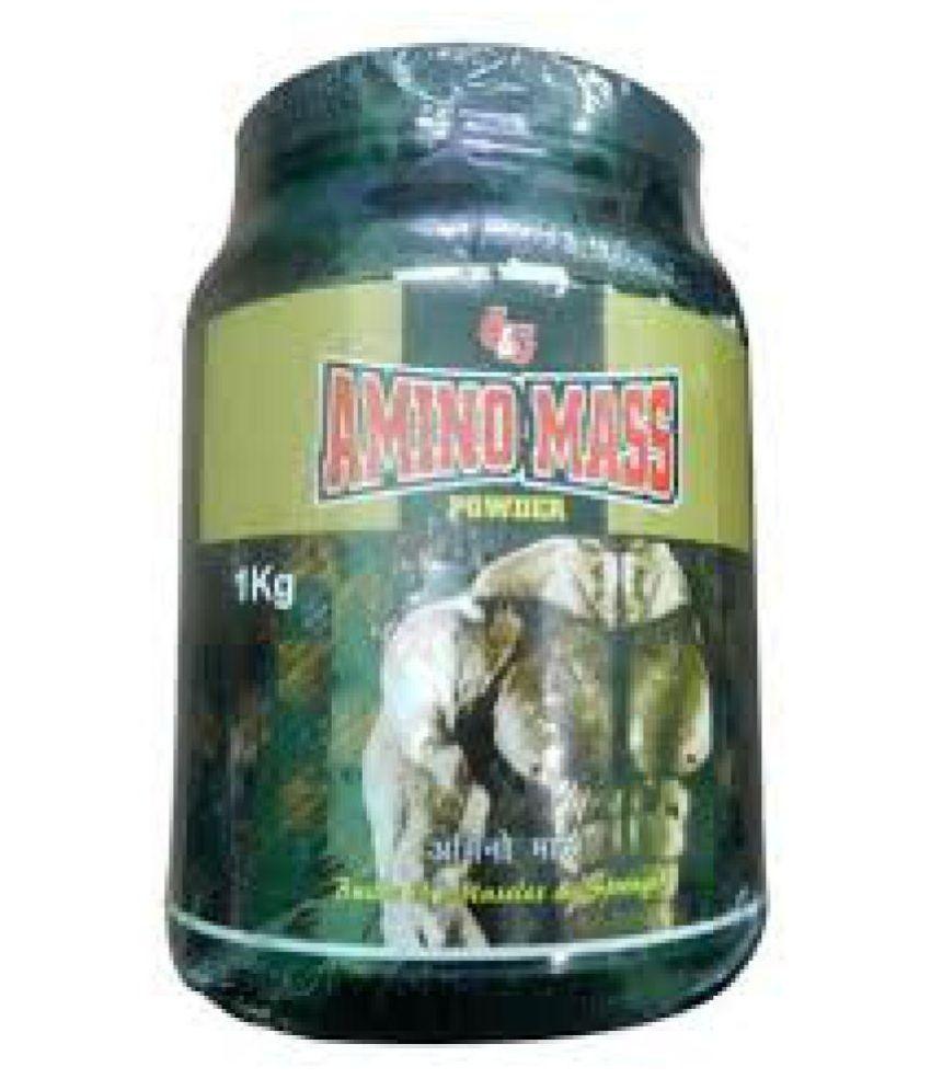 Ayurveda Cure Amino Mass 500 gm Weight Gainer Powder