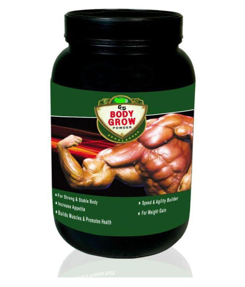 Ayurveda Cure Body Grow 500 gm Unflavoured