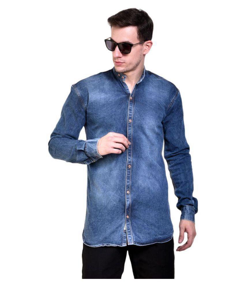 Vogue Tantra Denim Shirt