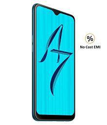 OPPO A7 (64GB, 3GB RAM) ( 64GB , 3 GB ) Blue